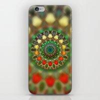 Sun Mandala 2 iPhone & iPod Skin