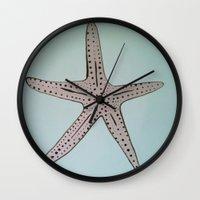 starfishpillow Wall Clock