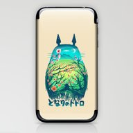 iPhone & iPod Skin featuring He Is My Neighbor by Victor Vercesi
