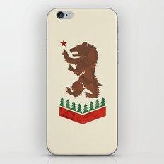 California Sigil iPhone & iPod Skin