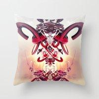 Harbinger Of Hope Throw Pillow