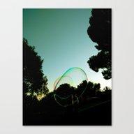 Plasm Canvas Print