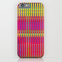 Popsicle Stripes iPhone 6 Slim Case