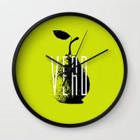 Verd Wall Clock