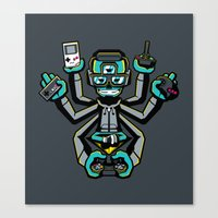 The Ultimate Gamer Canvas Print