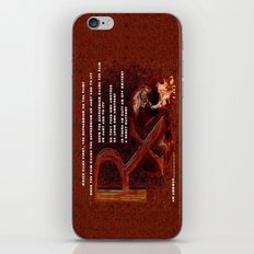 Depression or the Pain - 111 iPhone & iPod Skin