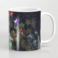 Starry Starry Night Neon (1) Mug