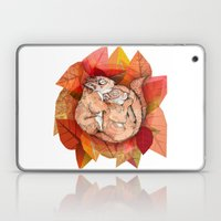 Squirrel Spoon Laptop & iPad Skin