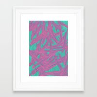 Abstract 130 Framed Art Print