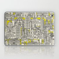 Hong Kong Toile De Jouy … Laptop & iPad Skin