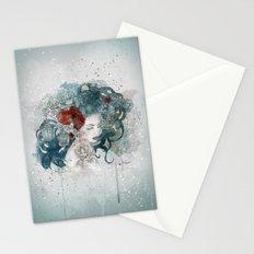 Blossom lights Stationery Cards