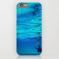 Bottomless Blue iPhone 6 Slim Case