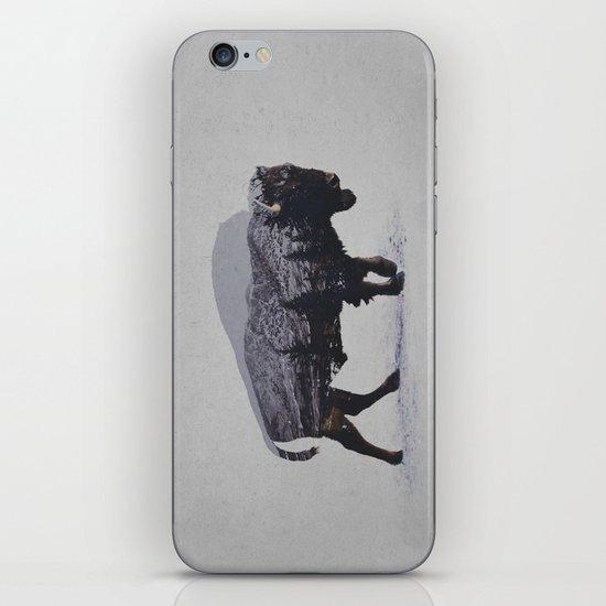 The American Bison iPhone & iPod Skin