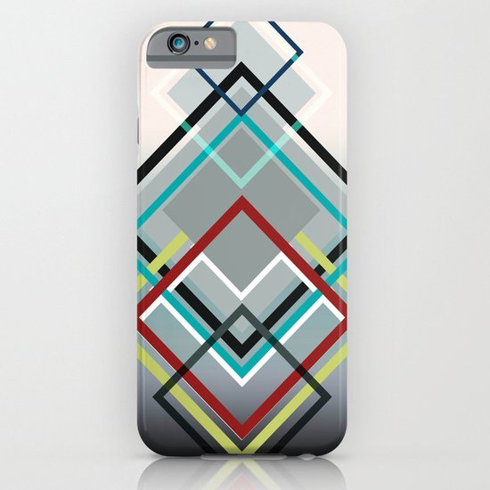 Diamonds iPhone & iPod Case