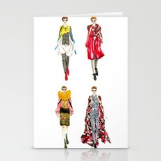 Undercover Spring 2016 Stationery Cards