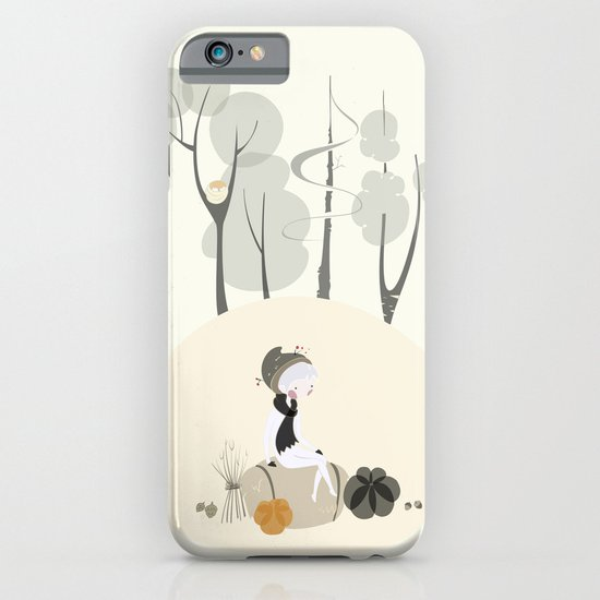 Our Elf of the Harvest iPhone & iPod Case