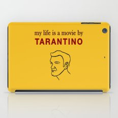 My life is a movie by Tarantino iPad Case