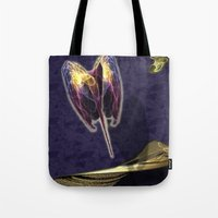 Angel is born Tote Bag
