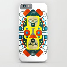 Heisenberg fan art Slim Case iPhone 6s