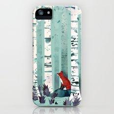 The Birches iPhone (5, 5s) Slim Case