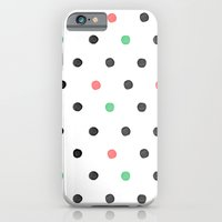 iPhone & iPod Case featuring Watercolor Polka! by Sara Berrenson