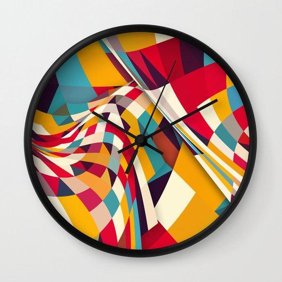 Nazca Wall Clock