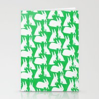 How Many Rabbits Are In … Stationery Cards