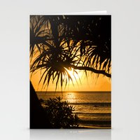 Those Summer Nights Stationery Cards