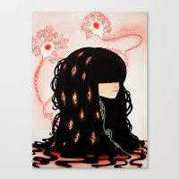 GABA GABA HEY - Neurons, Dreams and Us Canvas Print