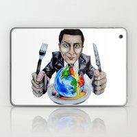Suit Laptop & iPad Skin