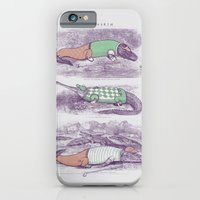 iPhone & iPod Case featuring Golf Buddies by Jacques Maes