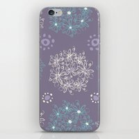 Lilac Clusters iPhone & iPod Skin