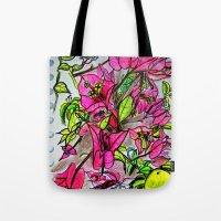 Bougainvillea 2 Tote Bag