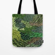 Leaf Cluster Tote Bag