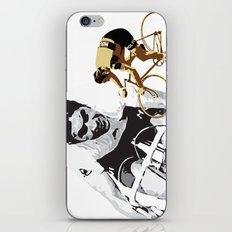 cycling legend Eddy 'The Cannibal' Merckx iPhone & iPod Skin