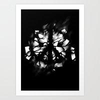 Peace Invader Art Print