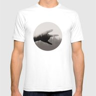 T-shirt featuring Peace And Love by Cafelab