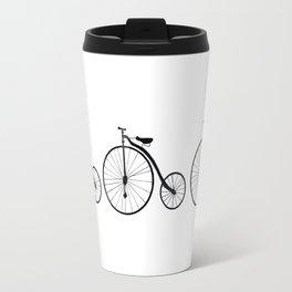 Travel Mug - Vintage Bicycle  - Marissa Yunque