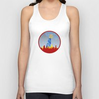 Polygon Heroes Rise 1 Unisex Tank Top