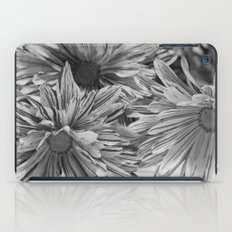 Flowers shadows iPad Case