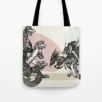 Battle Tote Bag
