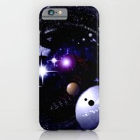 Sternenwelt Abstrakt. iPhone 6 Slim Case