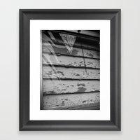 Houseghost 1035 Framed Art Print