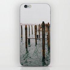 Pillars iPhone & iPod Skin