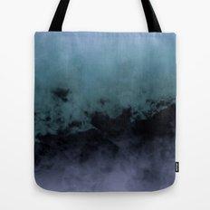 Zero Visibility Cut Tote Bag