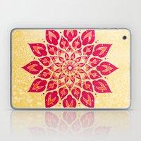 Mandala Savasana Laptop & iPad Skin