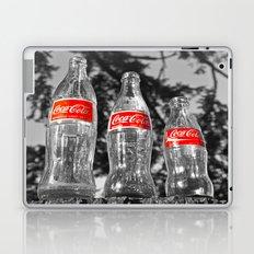 Classic soda bottles Laptop & iPad Skin