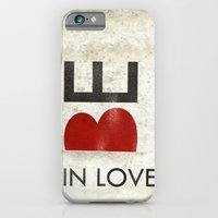 iPhone & iPod Case featuring BE IN LOVE by Lulla