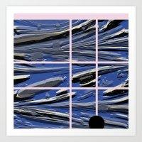 Metamorphosis V.II Art Print