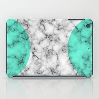 Marble Texture iPad Case